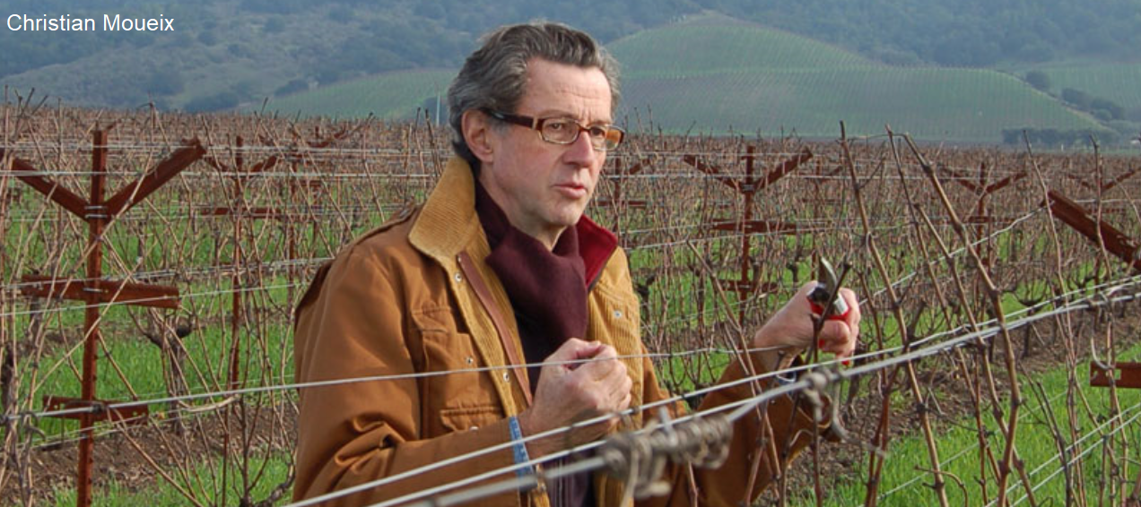 Christian Moueix - Dominus Estate in the Napa Valley