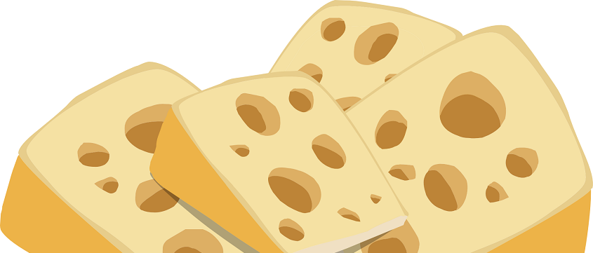 Cheese - Emmental cheese